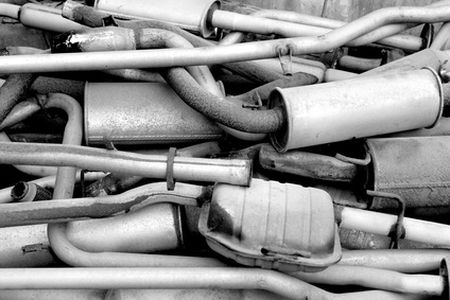 Photo of Used Catalytic Converters